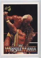 Wrestlemania VI (Hulk Hogan, Ultimate Warrior)