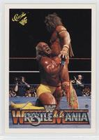 Wrestlemania VI (Hulk Hogan, Ultimate Warrior)