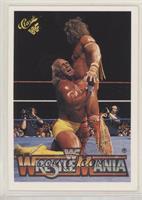Wrestlemania VI (Hulk Hogan, Ultimate Warrior) [PoortoFair]