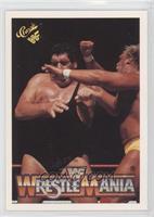 Wrestlemania III (Andre the Giant, Hulk Hogan)