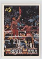 Wrestlemania IV (Randy Savage, Hulk Hogan)