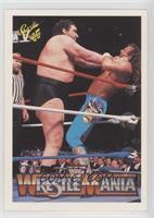 Wrestlemania V (Andre, Jake)