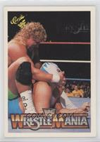 Wrestlemania V (Mr. Perfect, Blue Blazer)
