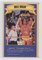 Hulk Hogan [NoneGoodtoVG‑EX]