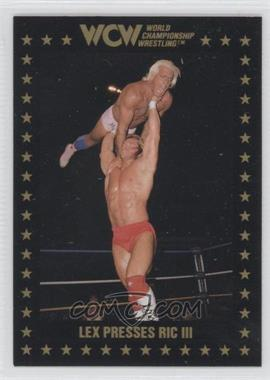 1991 Championship Marketing WCW - [Base] #89 - Lex Luger