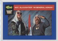 Sgt. Slaughter, General Adnan