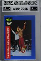 The Dragon Ricky Steamboat [CAS Certified Sealed]