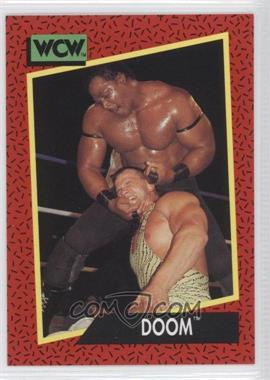 1991 Impel WCW - [Base] #148 - Doom