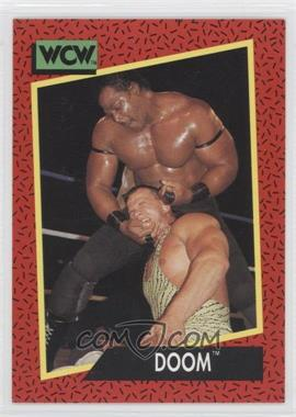 1991 Impel WCW - [Base] #148 - Doom