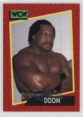 1991 Impel WCW - [Base] #149 - Doom