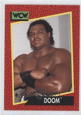 1991 Impel WCW - [Base] #150 - Doom
