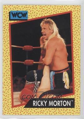 1991 Impel WCW - [Base] #99 - Ricky Morton