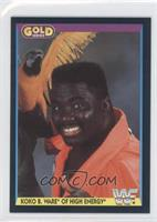 Koko B. Ware of High Energy