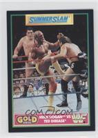 Hulk Hogan vs Ted DiBiase