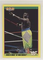 Koko B. Ware [EX to NM]