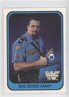 Big Boss Man