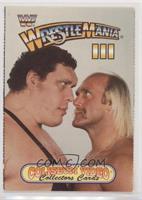 Wrestlemania III (Andre the Giant, Hulk Hogan) [EXtoNM]