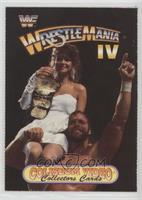 Wrestlemania IV (Miss Elizabeth, Randy Savage)