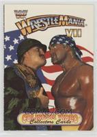 Wrestlemania VII (Sgt. Slaughter, Hulk Hogan)