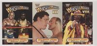 Hulk Hogan, Mr. T, Andre the Giant, Randy Savage [EXtoNM]