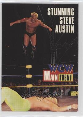 1995 CARDZ WCW Main Event - [Base] #29 - Stunning Steve Austin