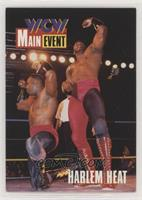 Harlem Heat (Stevie Ray, Booker T) [EX to NM]
