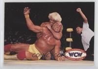 Ric Flair, Hulk Hogan [Good to VG‑EX]