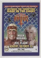 Halloween Havoc 1994 (Hulk Hogan, Ric Flair)