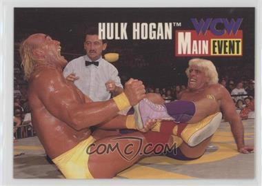 1995 CARDZ WCW Main Event - Promos #2 - Hulk Hogan, Ric Flair