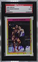Razor Ramon [SGC Authentic Authentic]
