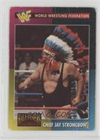 Chief Jay Strongbow [Noted]