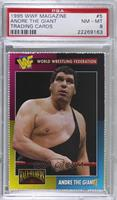 Andre the Giant [PSA8NM‑MT]