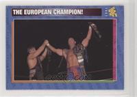 The European Champion!