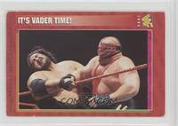 It's Vader Time! [Noted]