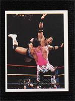 Rocky Maivia, The Rock, Bret Hart
