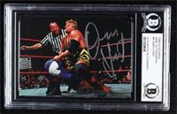 Owen Hart [BAS Certified BGS Encased]