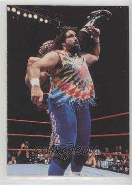 1998 Comic Images WWF Superstarz - [Base] #20 - Dude Love