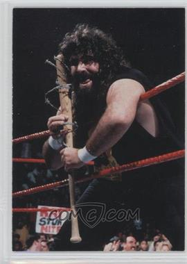 1998 Comic Images WWF Superstarz - [Base] #21 - Cactus Jack