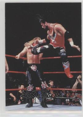 1998 Comic Images WWF Superstarz - [Base] #23 - 1-2-3 Kid