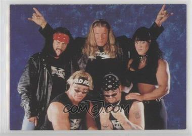 1998 Comic Images WWF Superstarz - [Base] #51 - D-Generation X