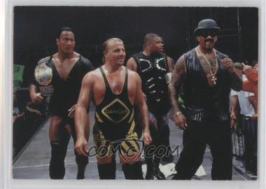 1998 Comic Images WWF Superstarz - [Base] #52 - The Nation