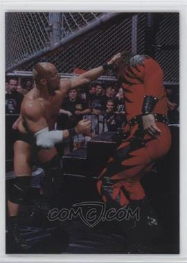 1998 Comic Images WWF Superstarz - Stone Cold's Greatest Hitz #Omni 5 - Stone Cold Steve Austin, Kane