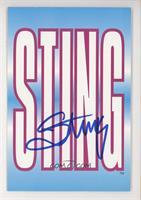 Sting [JSACertifiedCOASticker]