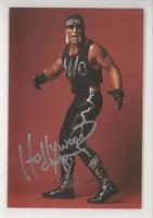 Hollywood Hogan [JSA Certified COA Sticker]