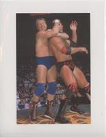 Scott Hall vs Roddy Piper [Noted]