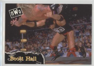 1998 Topps WCW/nWo - [Base] #10 - Scott Hall