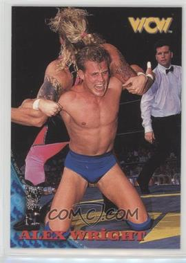 1998 Topps WCW/nWo - [Base] #42 - Alex Wright