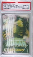 Hulk Hogan (Hollywood on Card) [PSA10GEMMT]