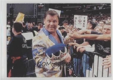 1999 Comic Images WWF SmackDown! - [Base] #35 - Jerry Lawler