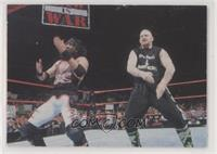 X-Pac and Road Dogg